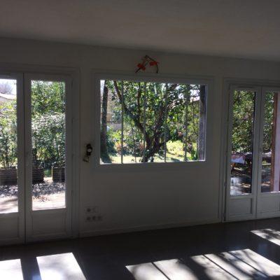 Après ouverture de fenêtre